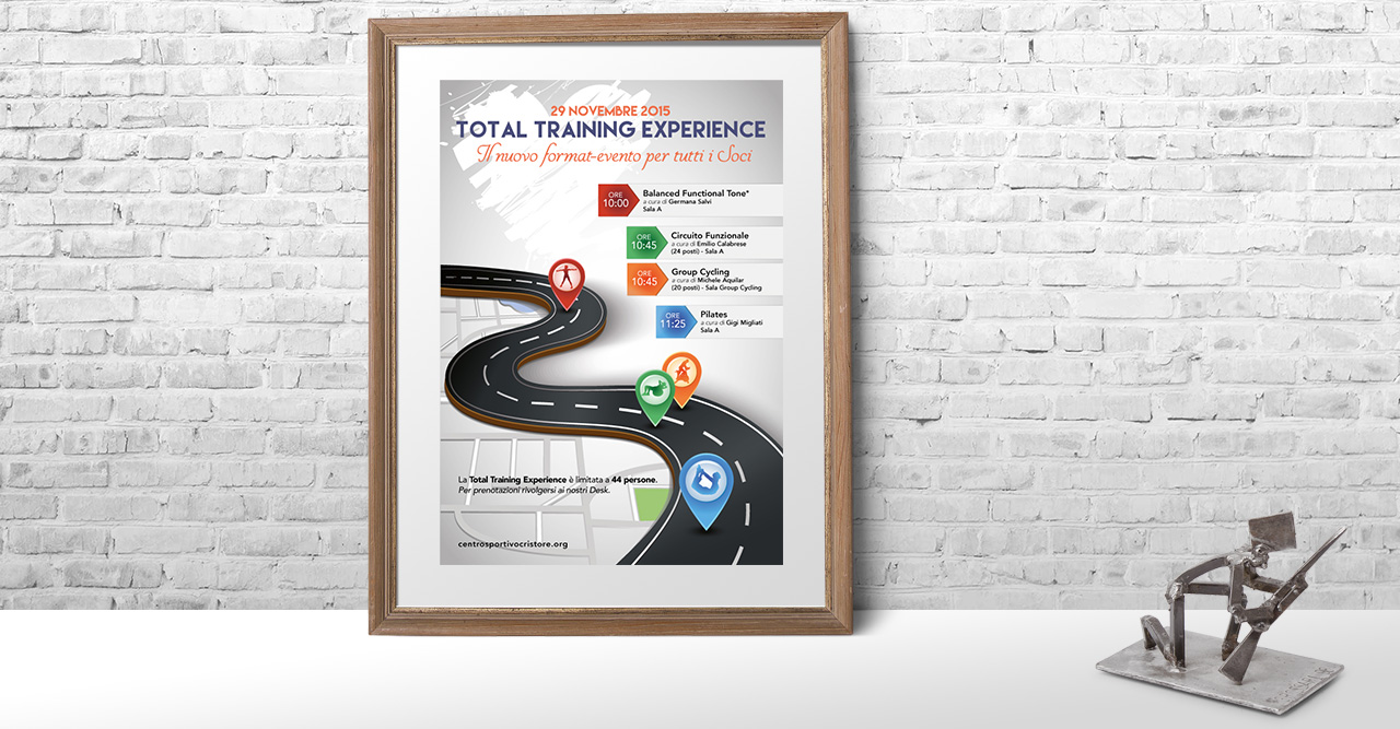 Cristo Re - Total Training Experience